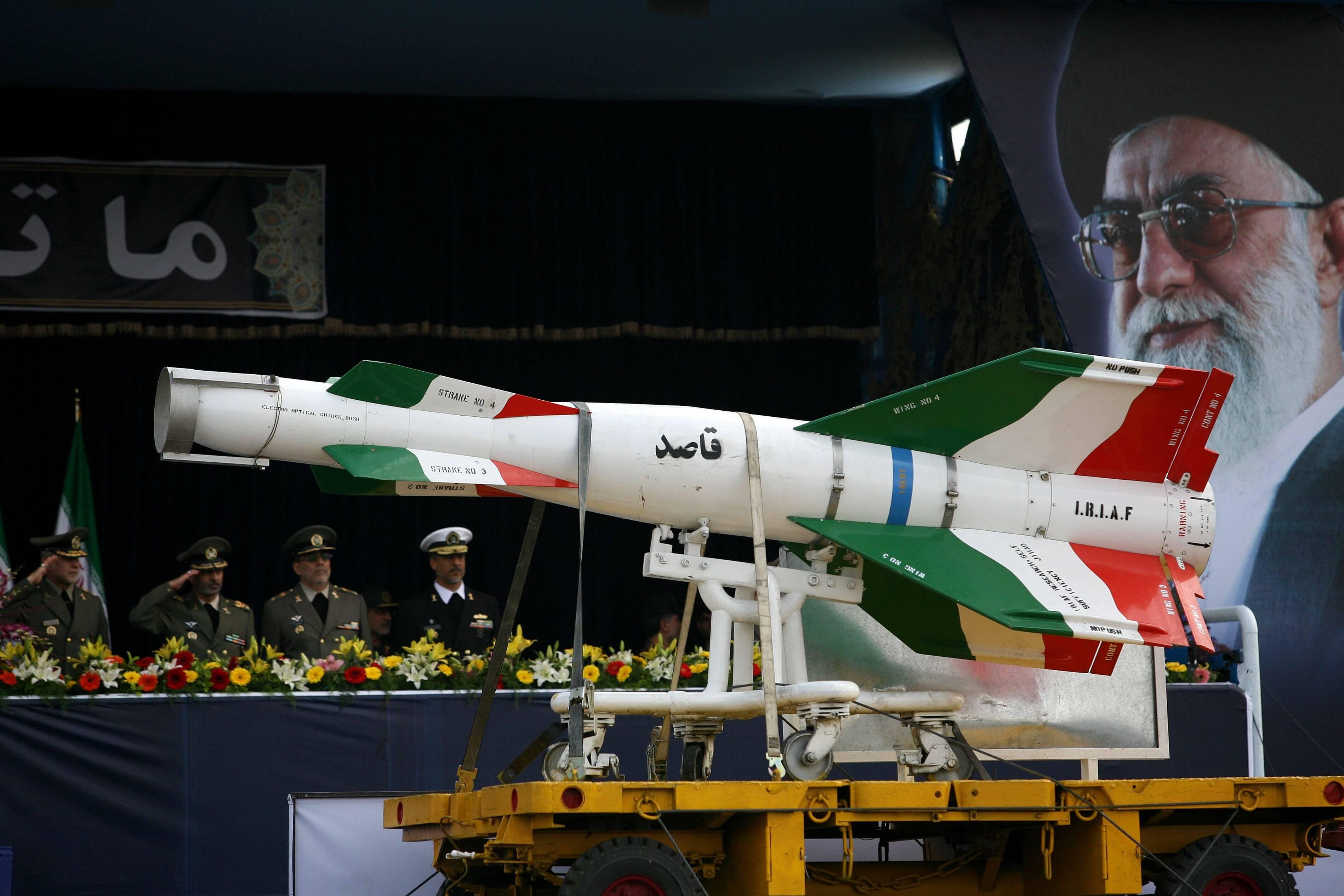 Оружие Ирана