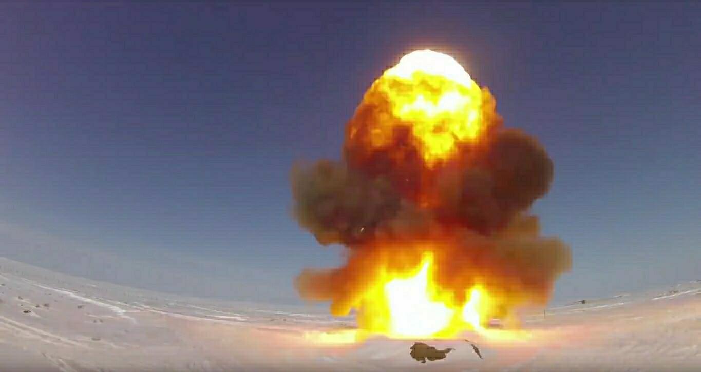 В России начали разработку новой гиперзвуковой ракеты «Гремлин»