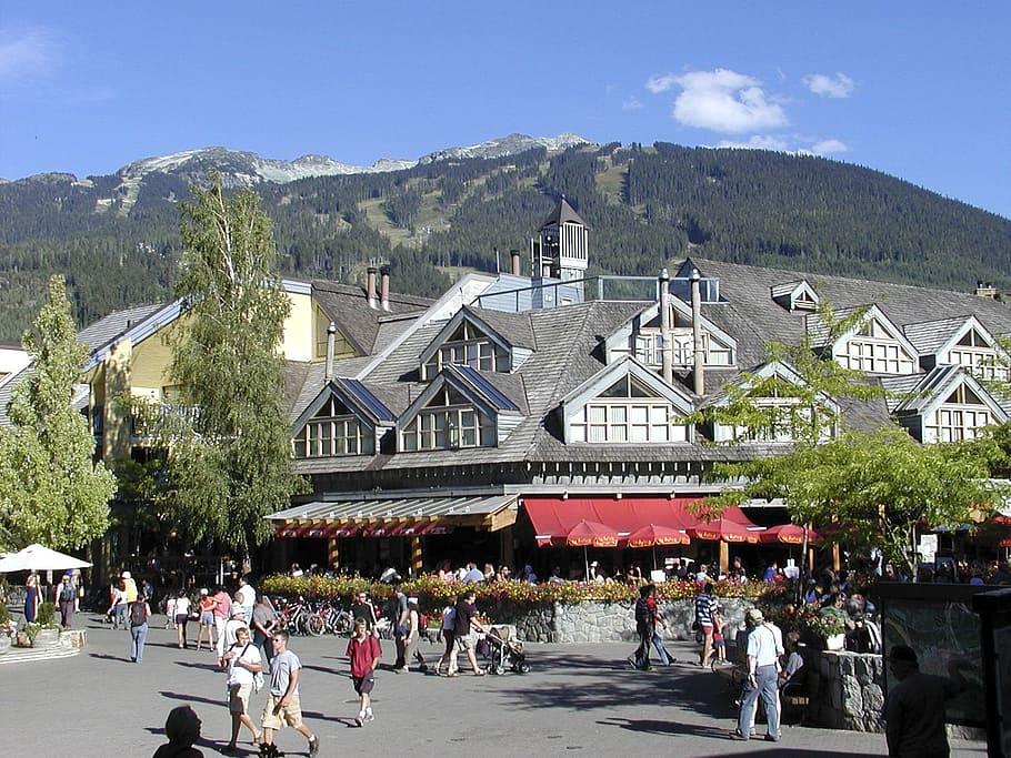 Канадская деревня
