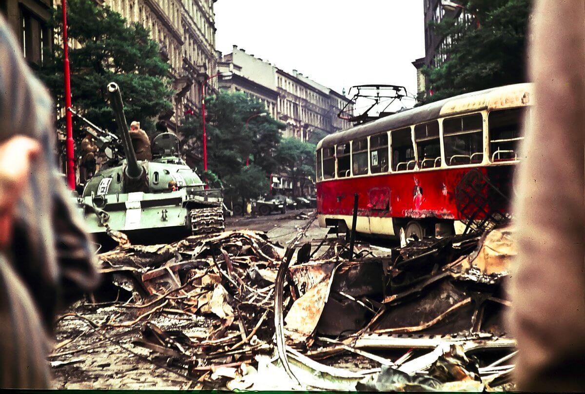 Прага 1968 года