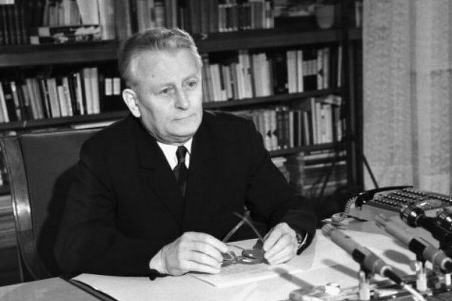 Антонин Новотный