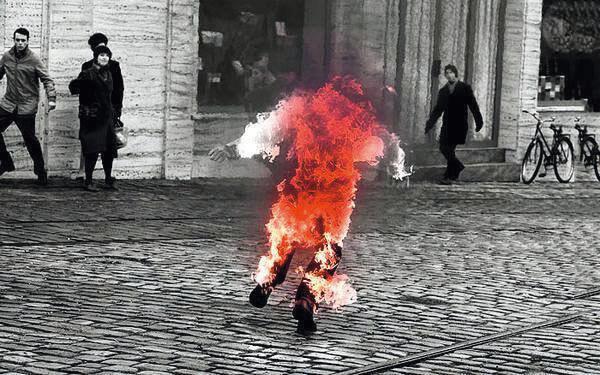 Прага 1968 год
