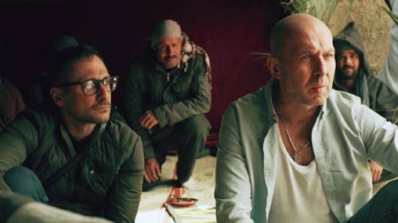Кадр из фильма Шугалей