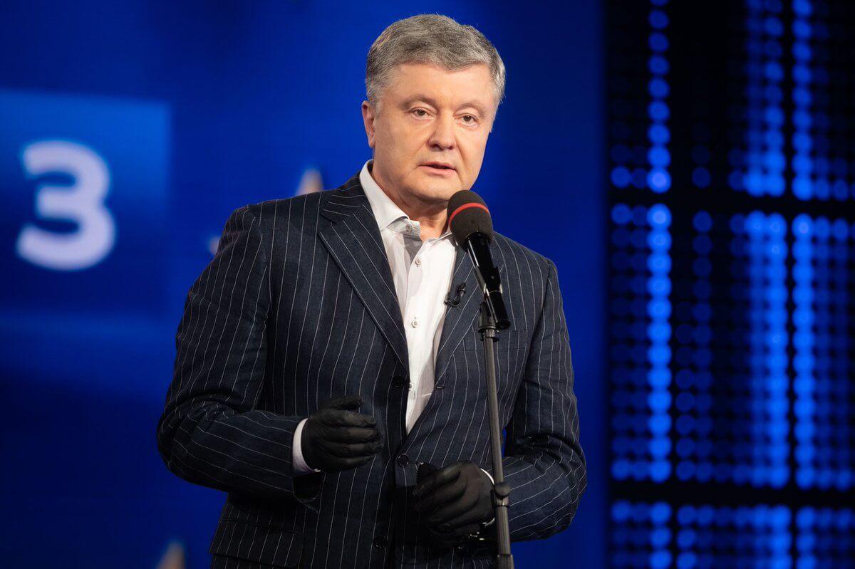Порошенко потребовал закрыть телеканал «Наш»