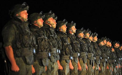 Командно-штабные учения «Кавказ-2012»