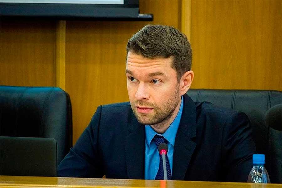 Алексей Вихарев. Фото: личная страница депутата в Facebook