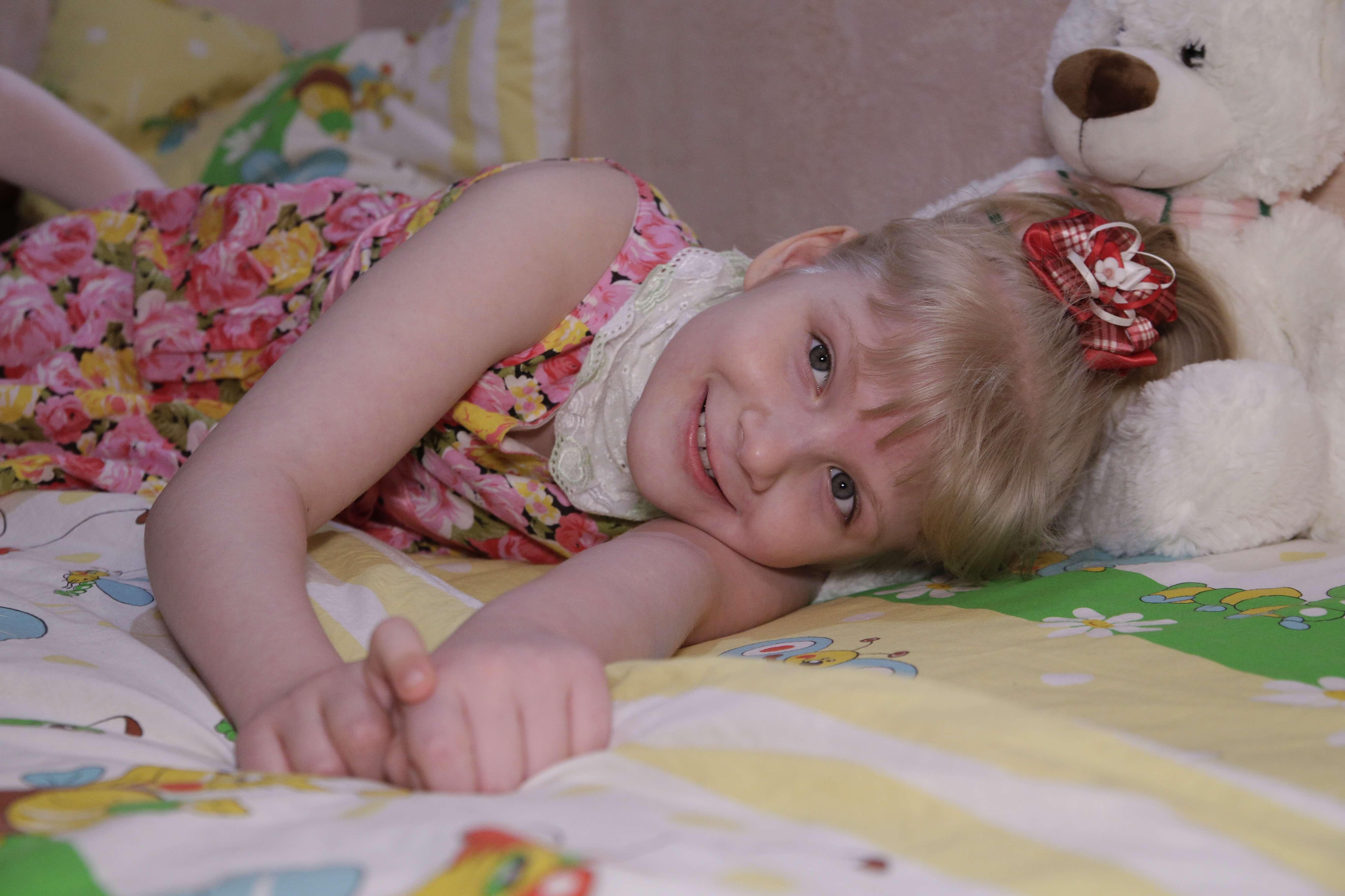 Алена Пашкова. Фото: БЦ Радуга