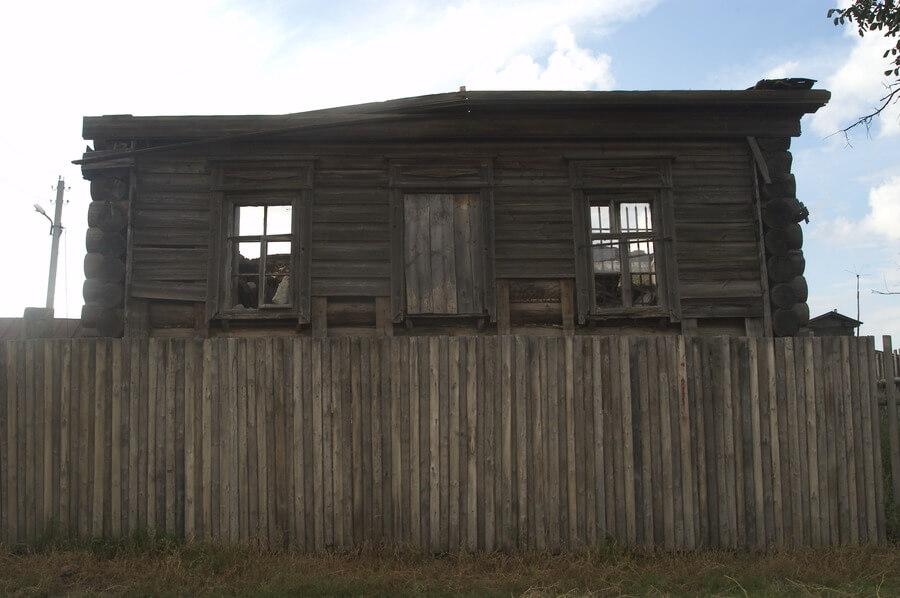 Дом в селськой местности