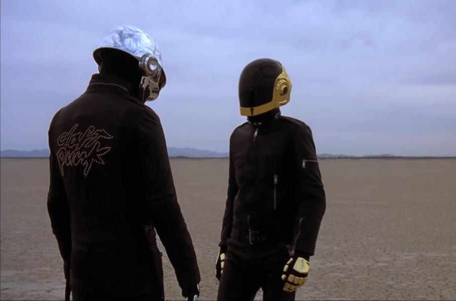 Youtube / Daft Punk