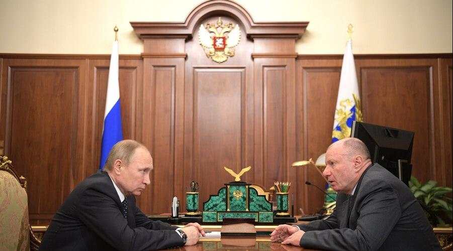 Владимир Потанин стал беднее на 1,4 млрд долларов после обрушения в Норильске