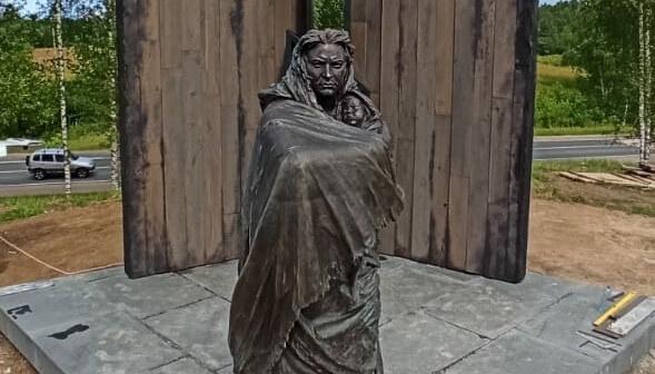 Мемориал на Жестяной Горке