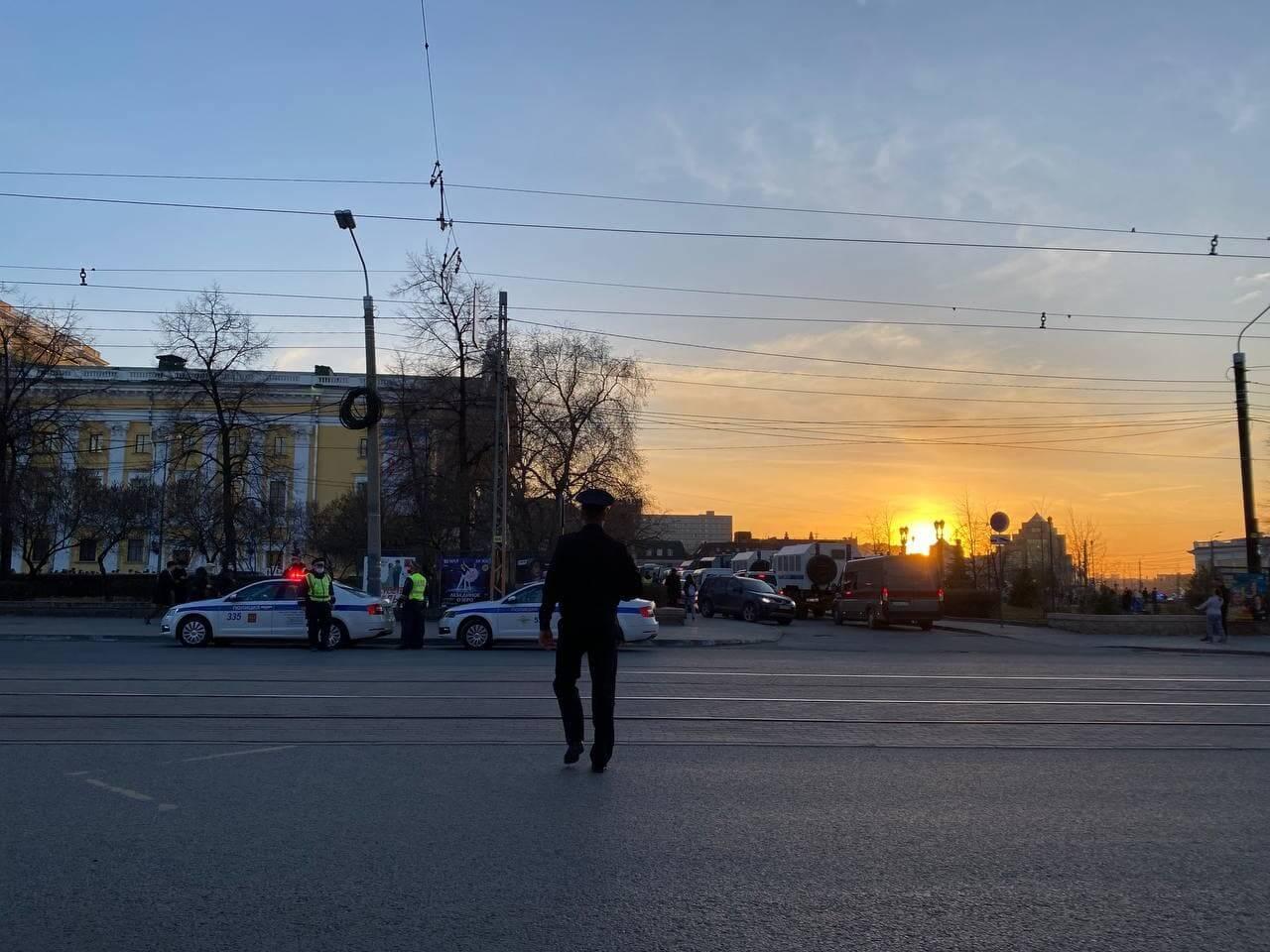 Фото: акция в Челябинске / «Русская планета»