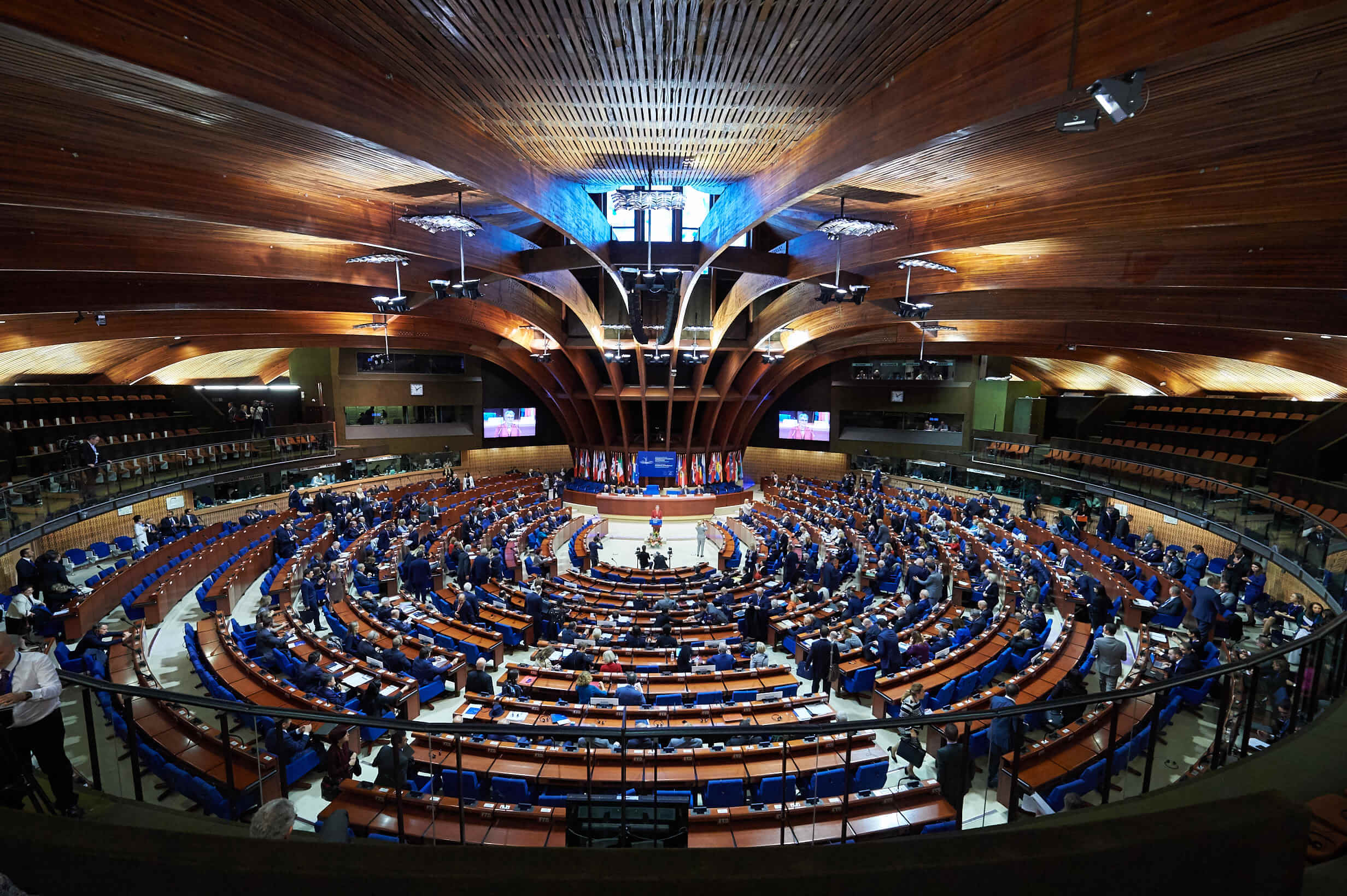 Council of Europe Parliamentary/via Globallookpress.com