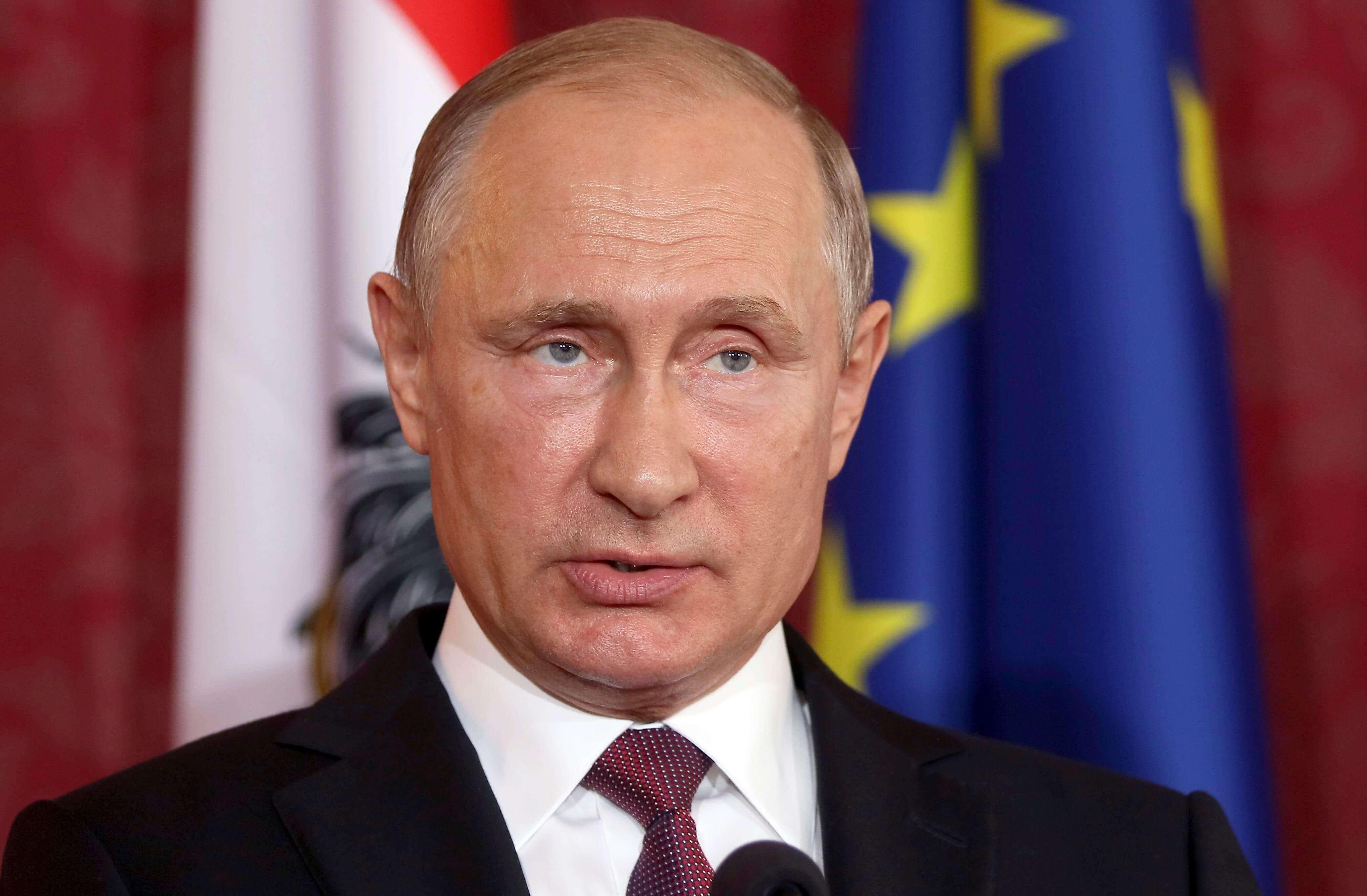 Владимир Путин. Фото: