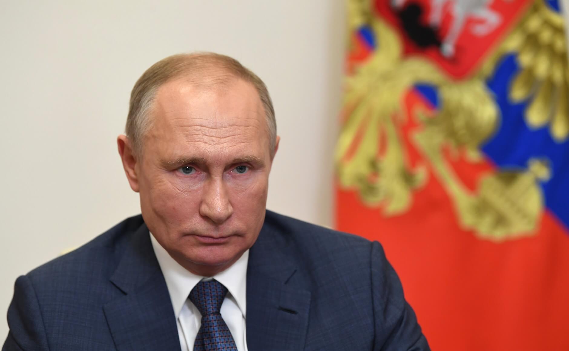 Kremlin Pool/Globallookpress