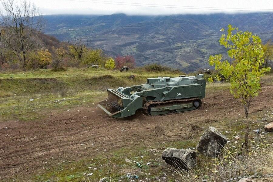 Разминирование Карабаха