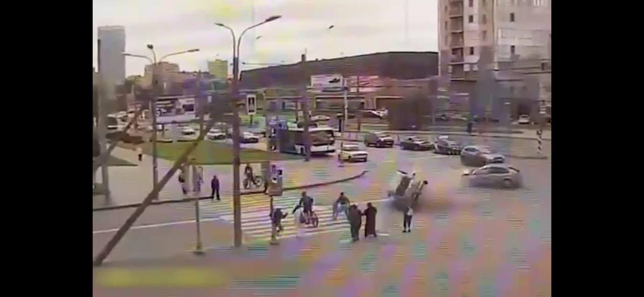 Фото: Скриншот записи с видеокамер наблюдения / «Подъем»
