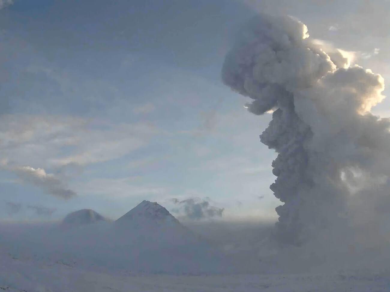 Геофизическая служба Камчатка