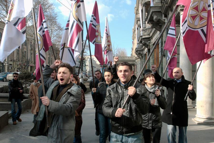 Грузинская оппозиция