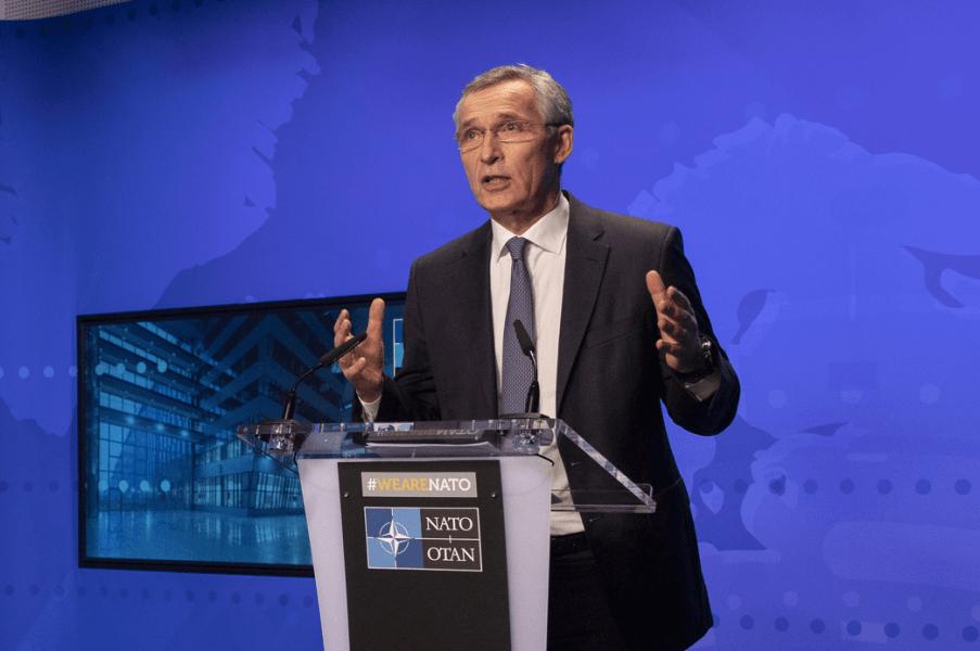 NATO/XinHua/globallookpress