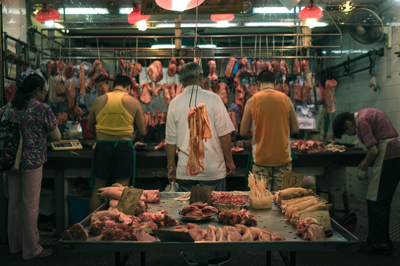 Продовольственнй рынок