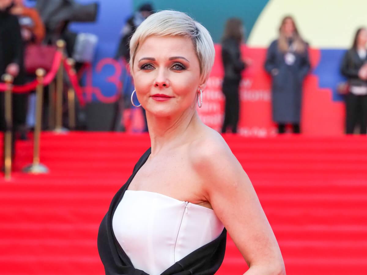 Актриса Дарья Повереннова. Фото: Елена Горбачева