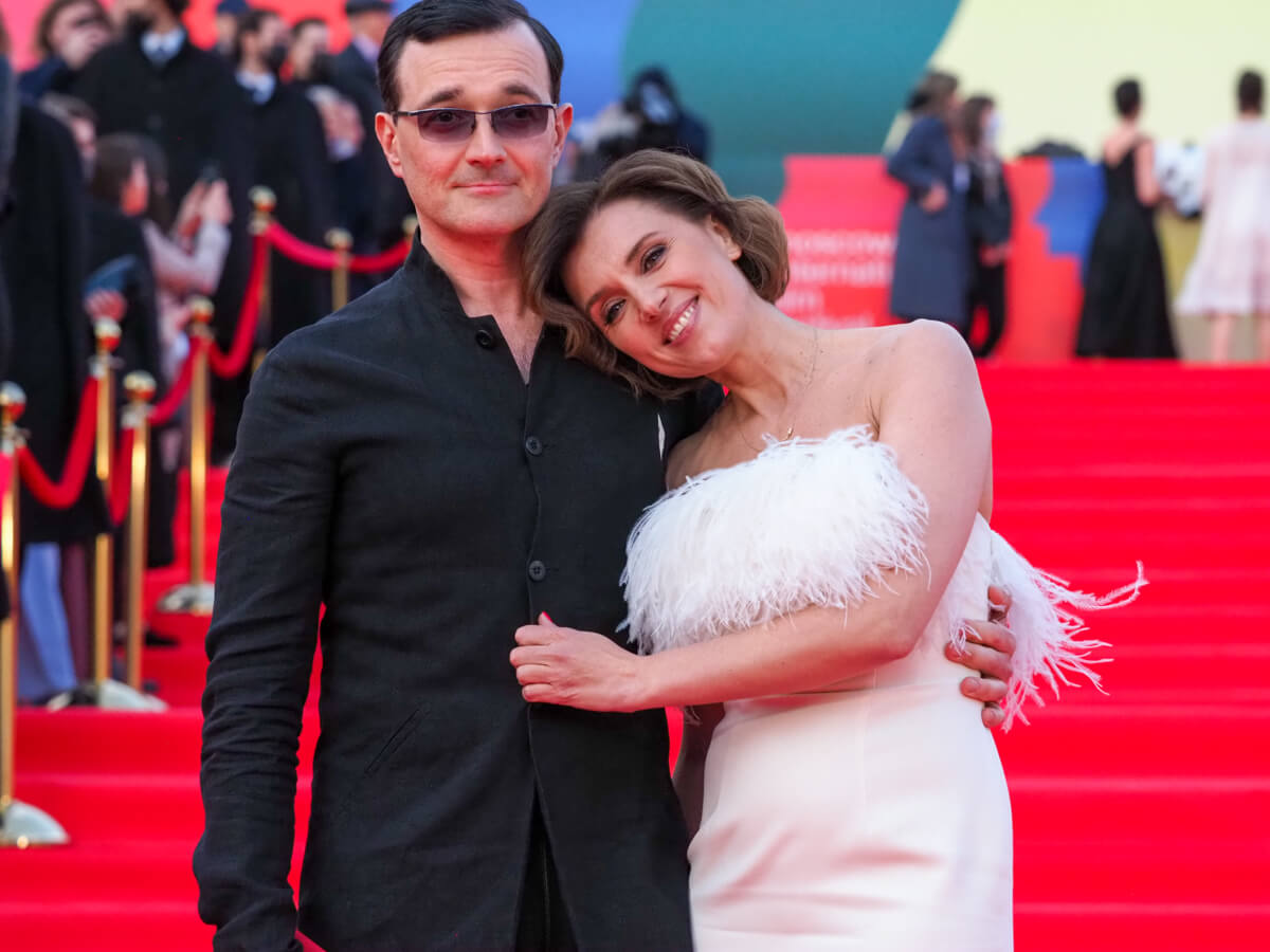 Егор Бероев и Ксения Алферова. Фото: Елена Горбачева