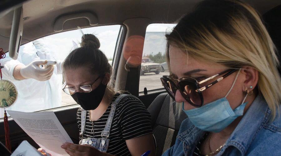 На Украине ждут третью волну коронавируса при критической эпидемической ситуации