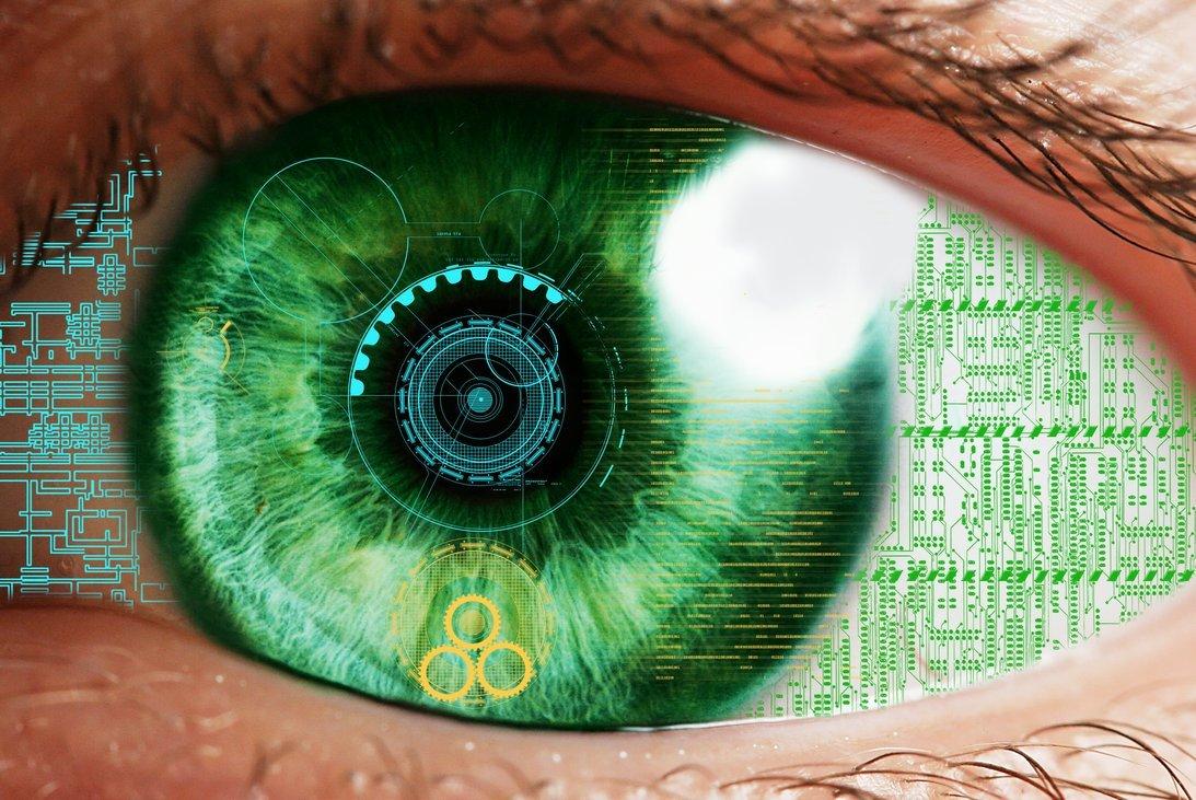 Биометричесие данные
