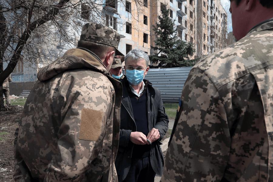 Hennadii Minchenko/Keystone Press Agency/Globallookpress