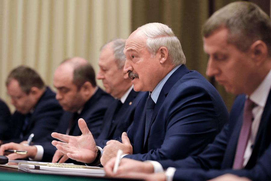 President of Russia/via Globallookpress.com