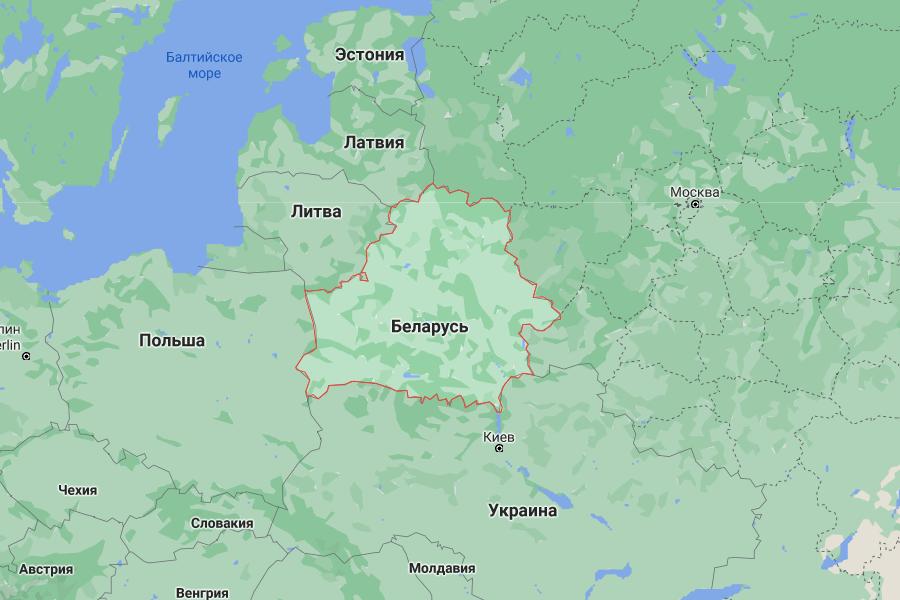 Скриншот Google.maps