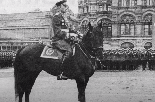 Победа СССР 1945 года
