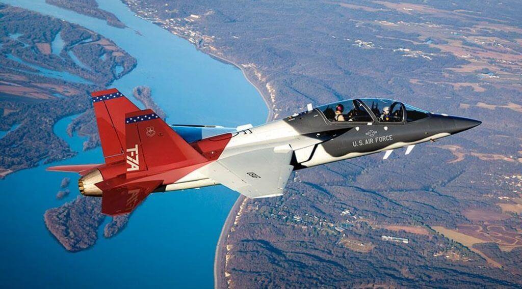 Boeing T-7 Red Hawk