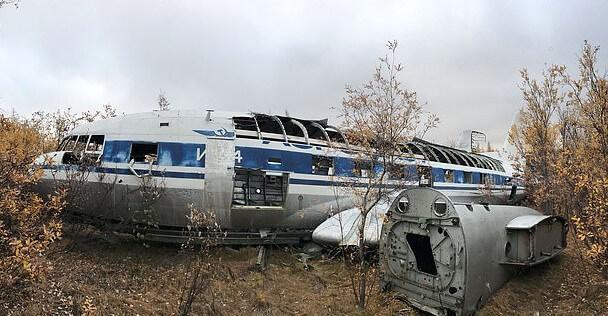 Бывший личный Ил-14 Никиты Хрущева