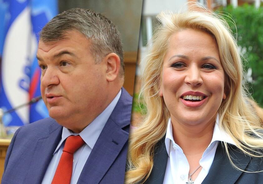 Сердюков и Васильева