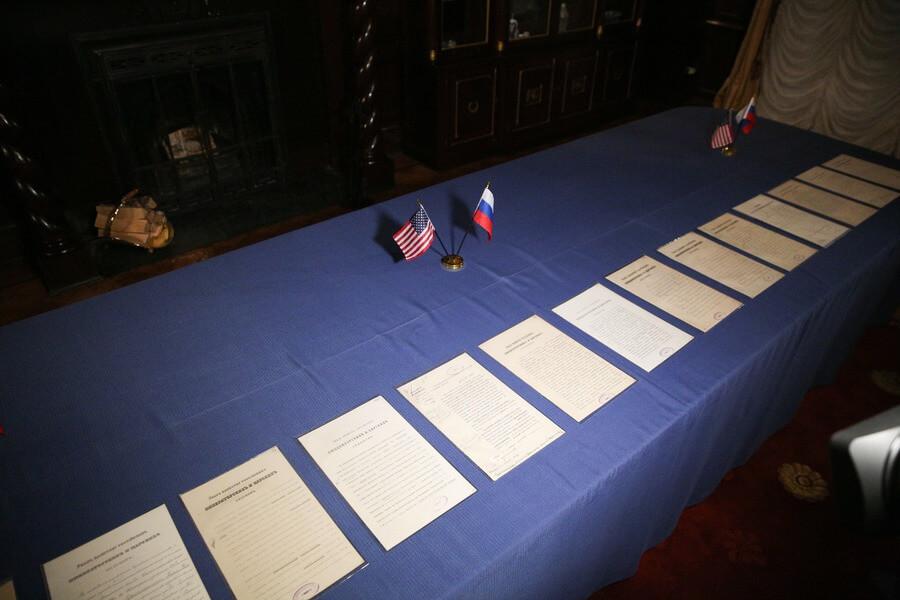 Архив США