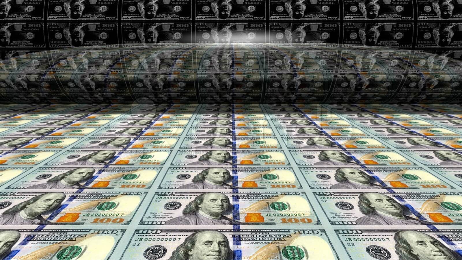Печатание денег