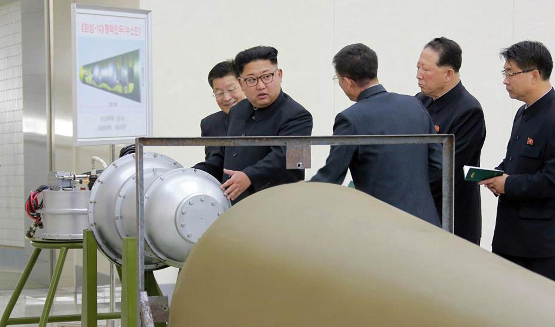 Ядерная ракета