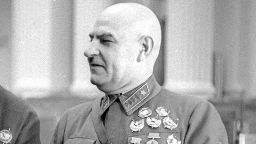 Григорий Кулик