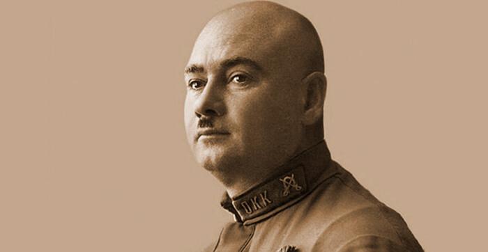 Григоий Котовский. Фото: