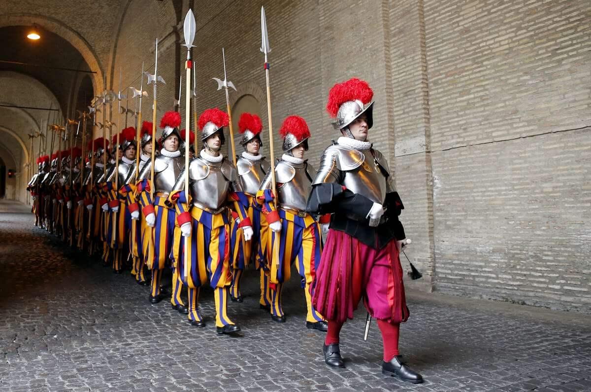 Армия Ватикана