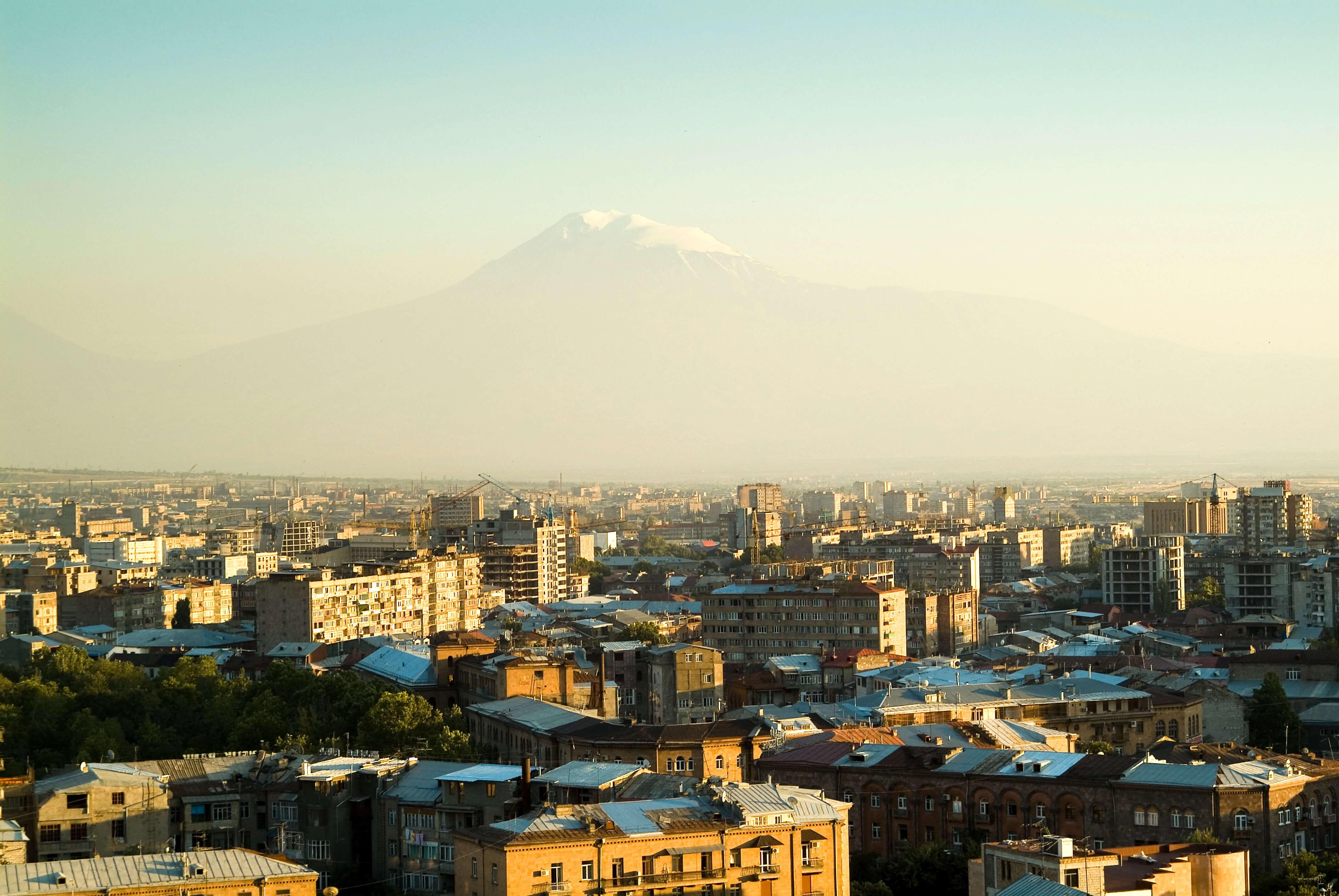 В Ереване начался очередной митинг за отставку Пашиняна