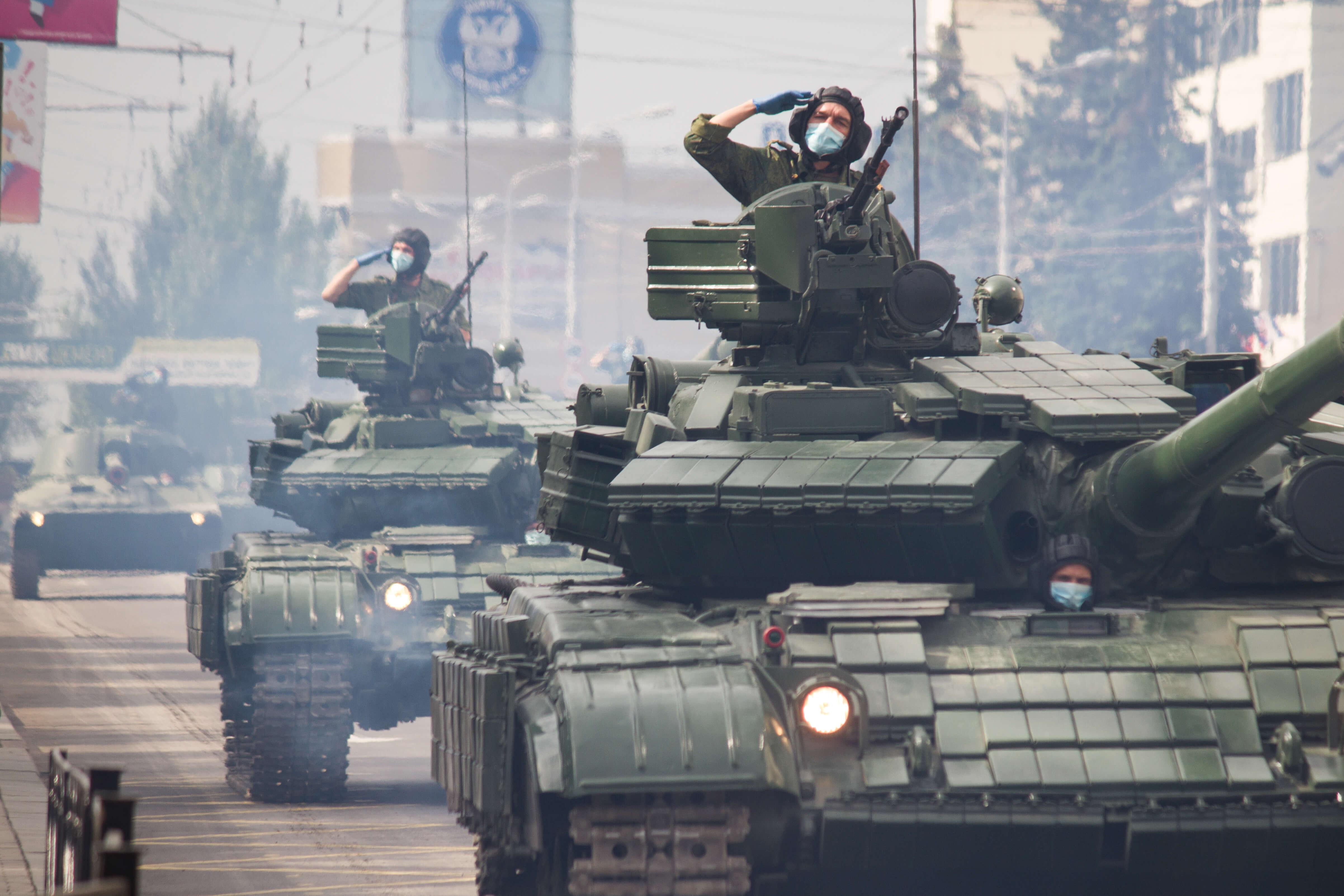 В Киеве рассчитывают вернуть контроль над Донбассом в течение 10 лет