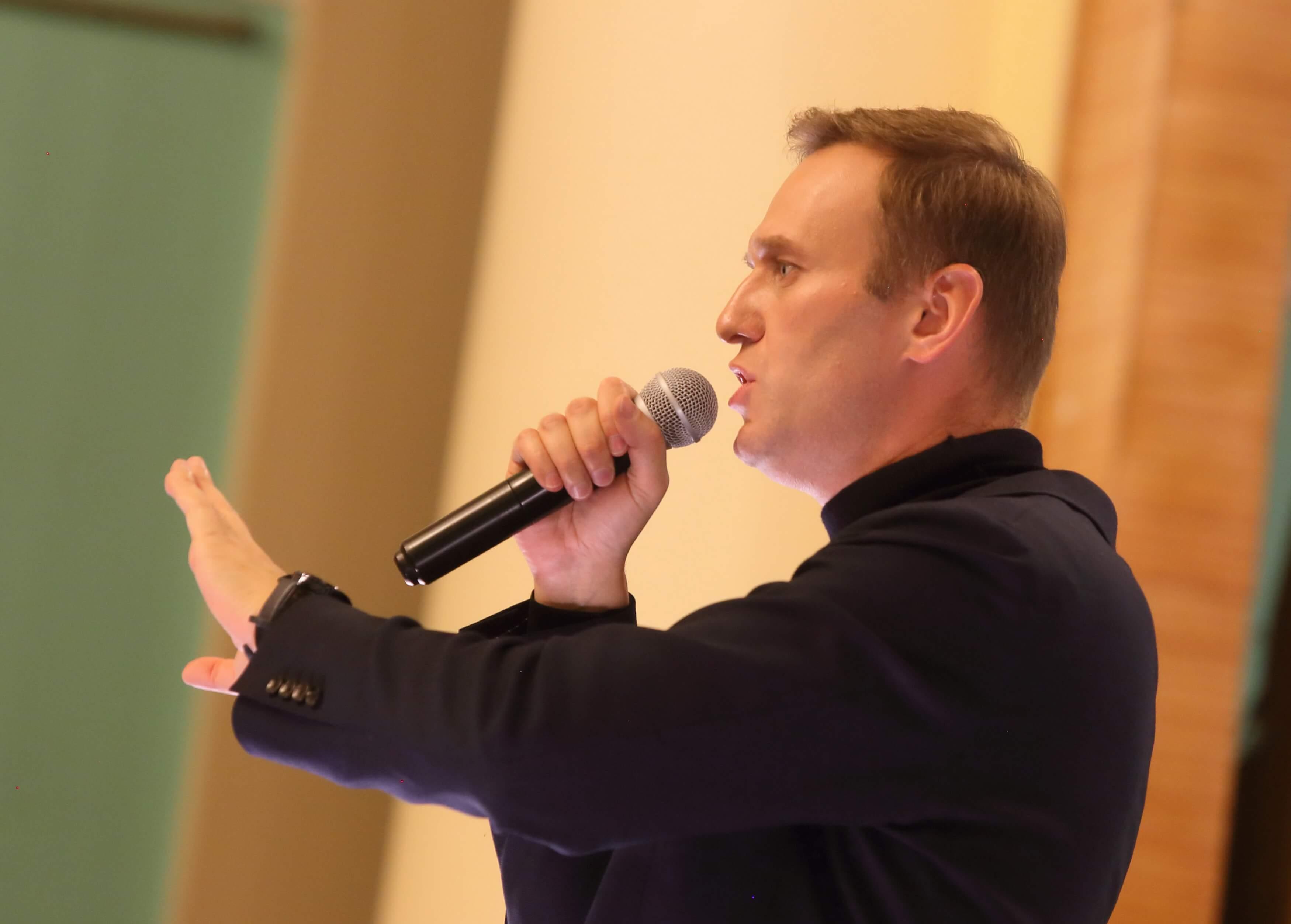 Навальный: «В тюрьме главное не заболеть. Лечить никто не будет»