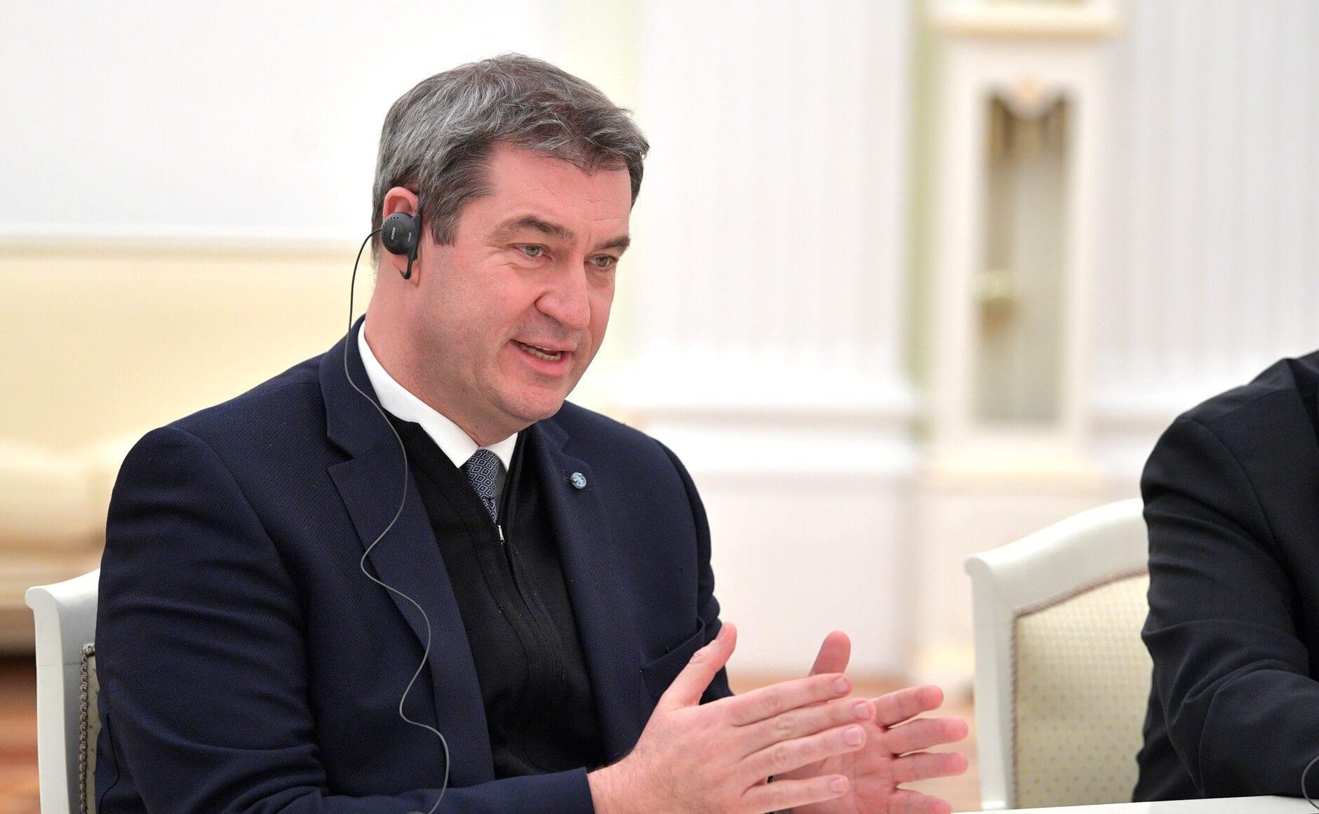 Премьер-министр Баварии призвал Евросоюза быстрее одобрить российскую вакцину «Спутник V»