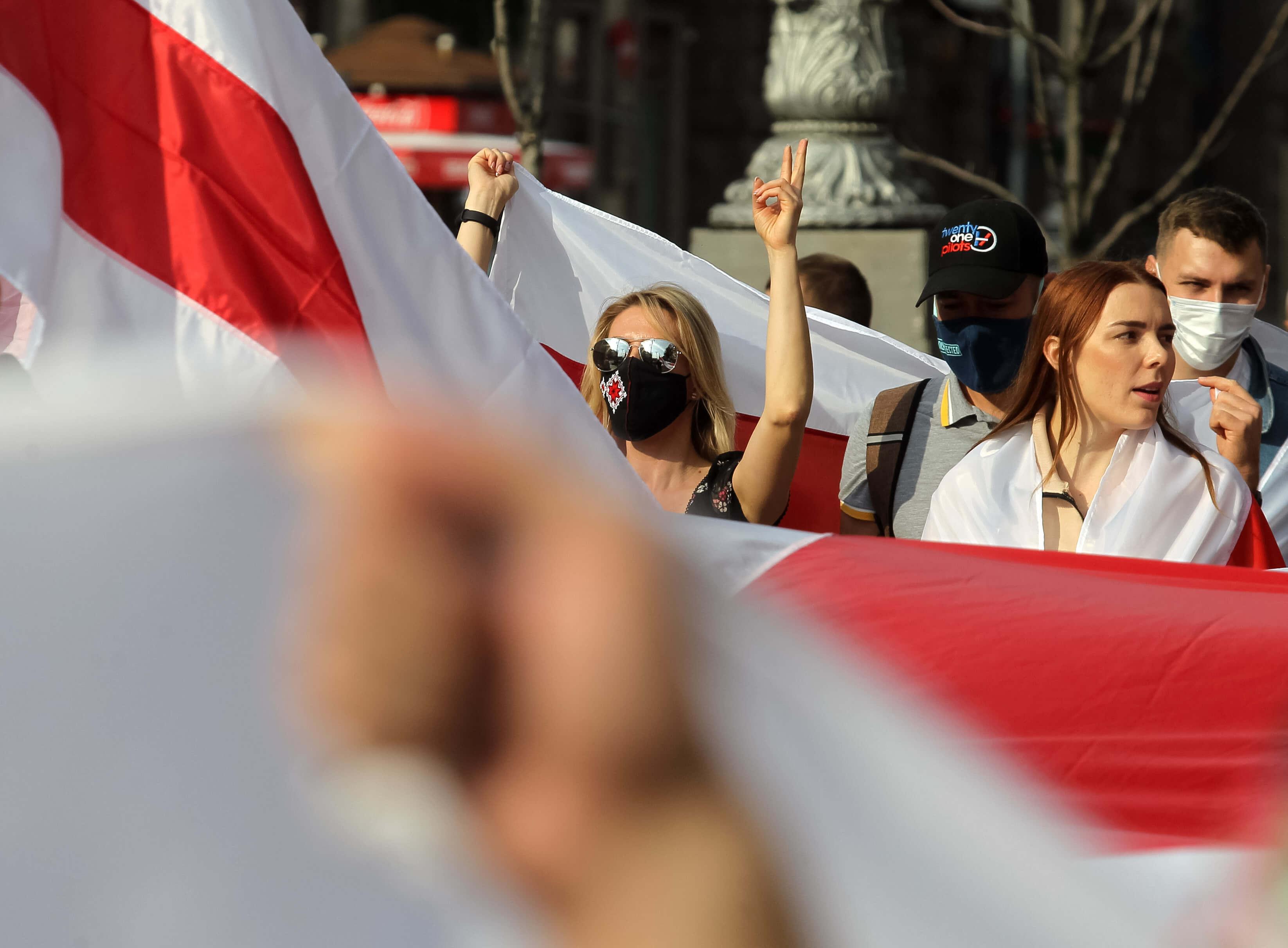 В Беларуси признали редакцию Nexta запрещенной организацией