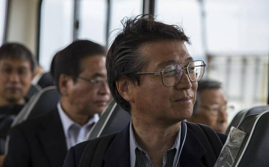 Визит японской бизнес-делегации на Курильские острова
