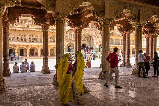 Индия, Амбер-форт