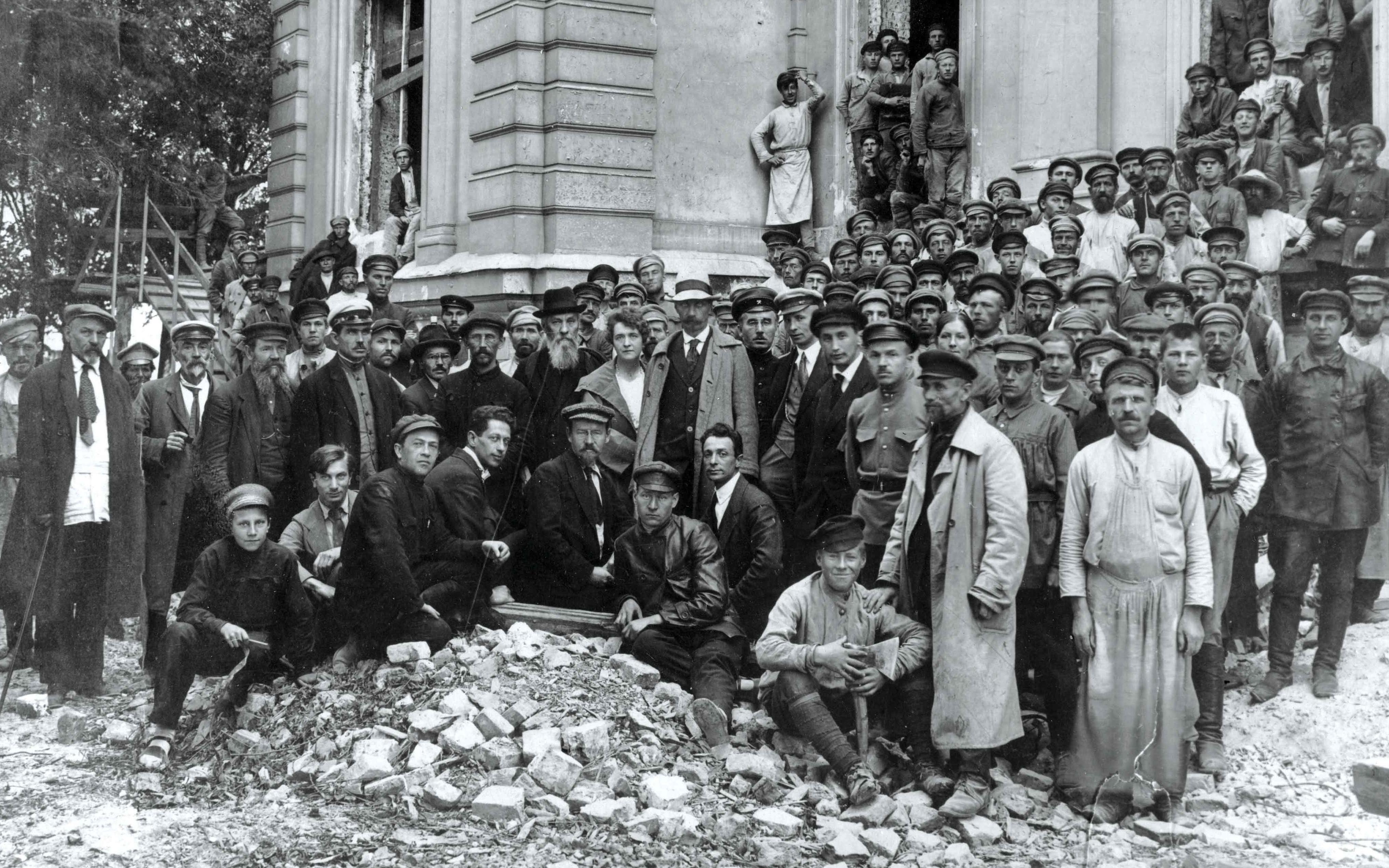 Россия. 1915 год
